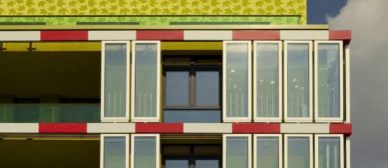 BIQ – Das Algenhaus in <br>Hamburg-Wilhelmsburg