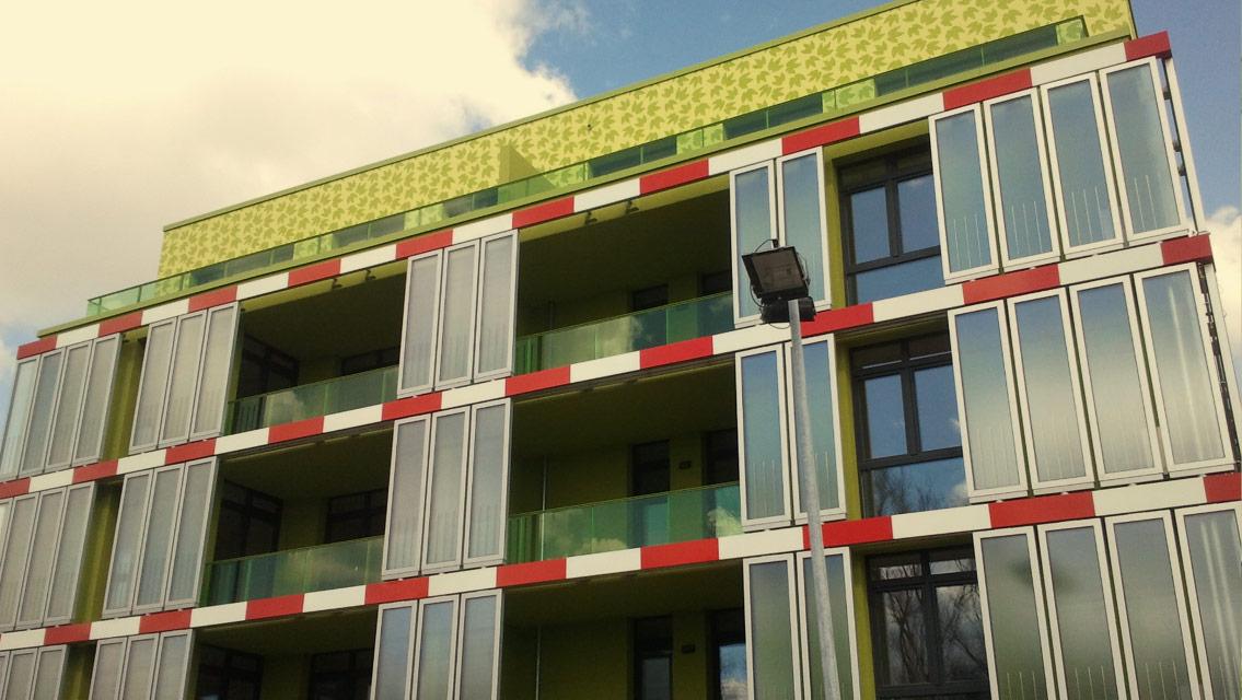 Grundsteinlegung einer neuen Biogasanlage in Torgelow
